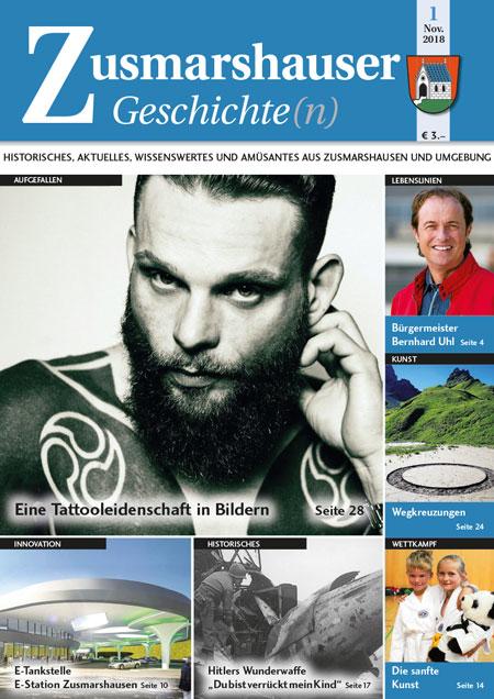 Zusmarshauser Geschichte(n) 1