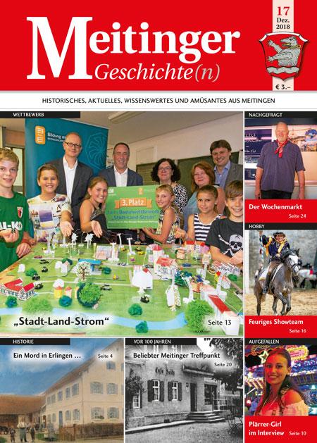 Stadt Geschichten Meitingen