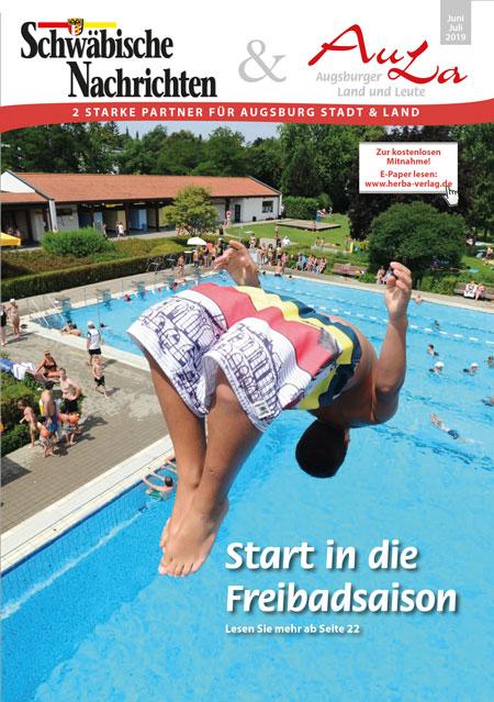 Schwäbische Nachrichten & AuLa Juni/Juli 2019